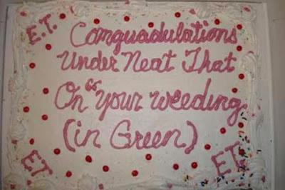Bad Cake Decorating Mistakes