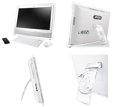 Laptops Notebooks MSI Wind Top AE2420