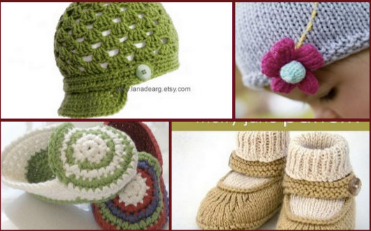 24 Beginner Crochet Hat Patterns | AllFreeCrochet.com