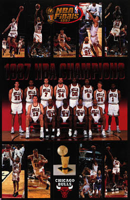 From Me 2 U: The Greatest Team Ever (1990-1999 Chicago Bulls)