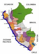 189º AÑOS DE INDEPENDENCIA DEL PERU (mapa del peru)