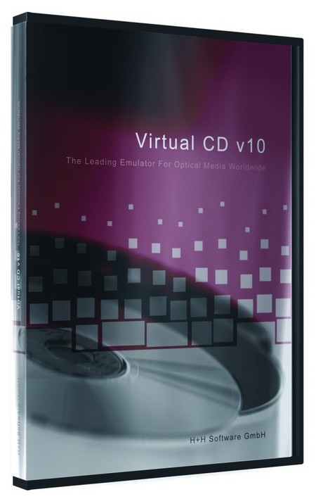 Virtual CD v10.1.0.12 Retail, Gestione Eficientemente Unidades Virtuales de CD & DVD