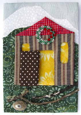 Bead Journal Project, Dec 08, Robin Atkins, getting started
