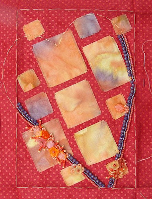 bead journal project, Robin Atkins, getting started