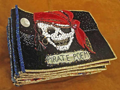 bead journal project, book by Terri A