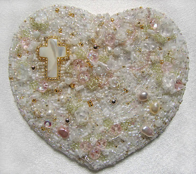 bead embroidery by Carmen, Pure
