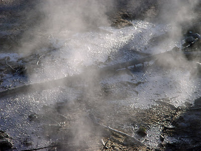 hot springs, Yellowstone National Pk