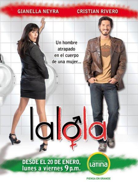 Poster Oficial y Fotos Imagenes de Lalola Peru con Gianella Neyra y ...