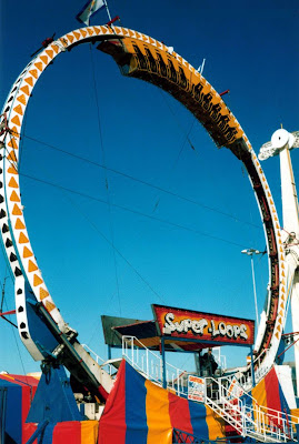 Super Loop do Playcenter