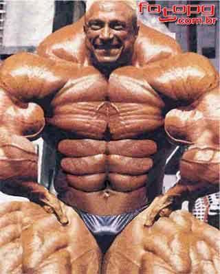 Esta Outra O Homem Mais Musculoso Que Acredito Serem Montagens