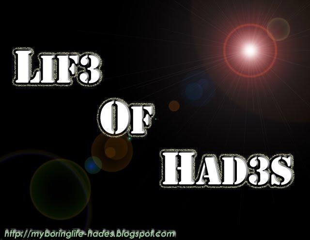 Life Of Hades