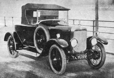 Triumph 13/35 Classic Cars