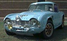 Triumph Classic-Cars