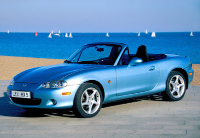 Mazda-Mx5 Cars