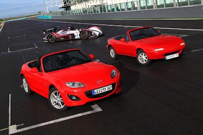 Mazda Mx-5 Miata Cars