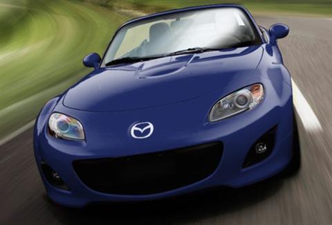 Mazda MX-5 Cars