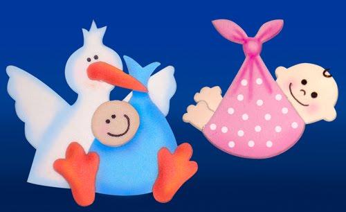 Corsages para Baby Shower | Mágicos detalles