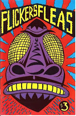 Flicker's Fleas- signed copies for $3 postpaid!