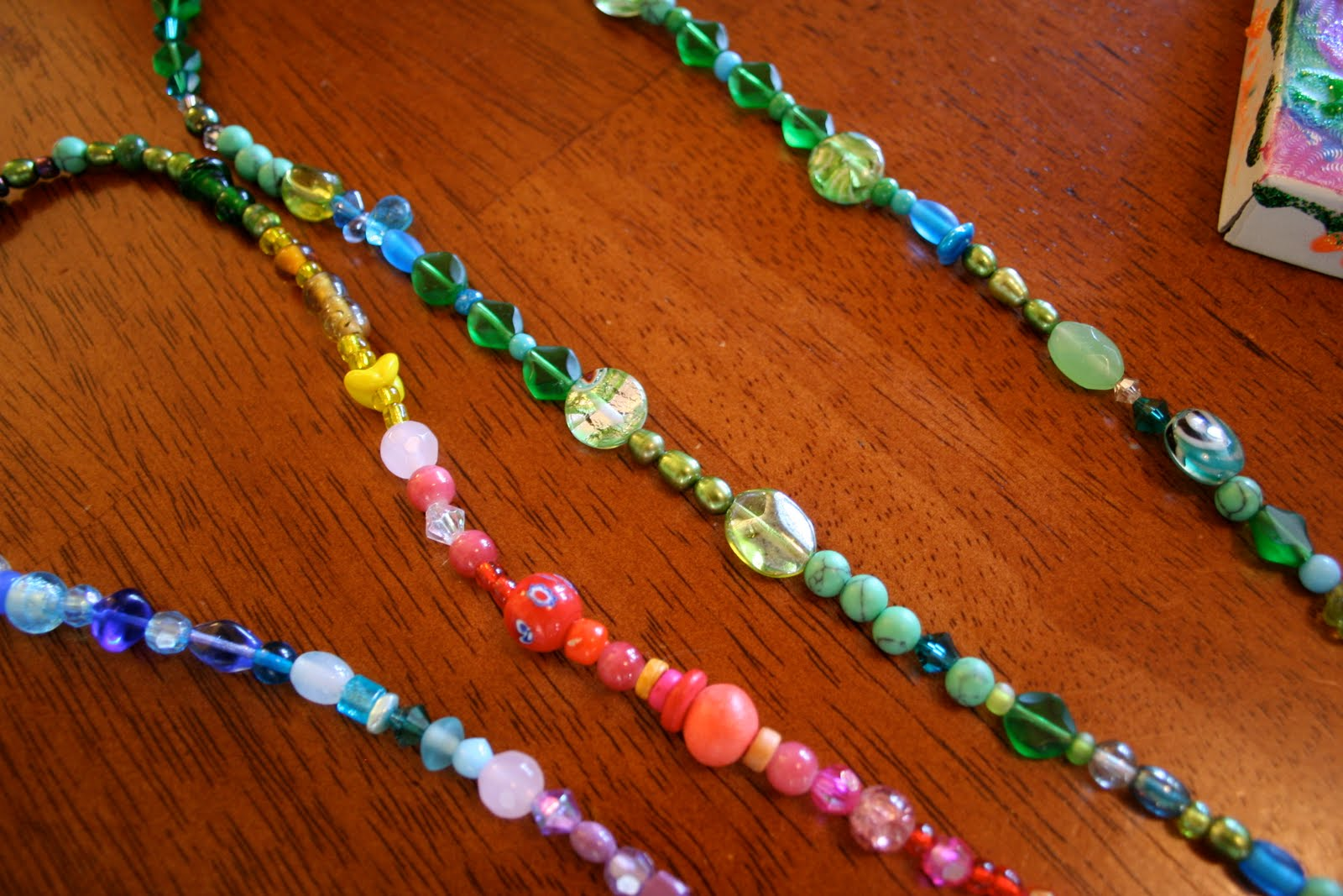 Home Made Gifts: Eye Glasses Chain