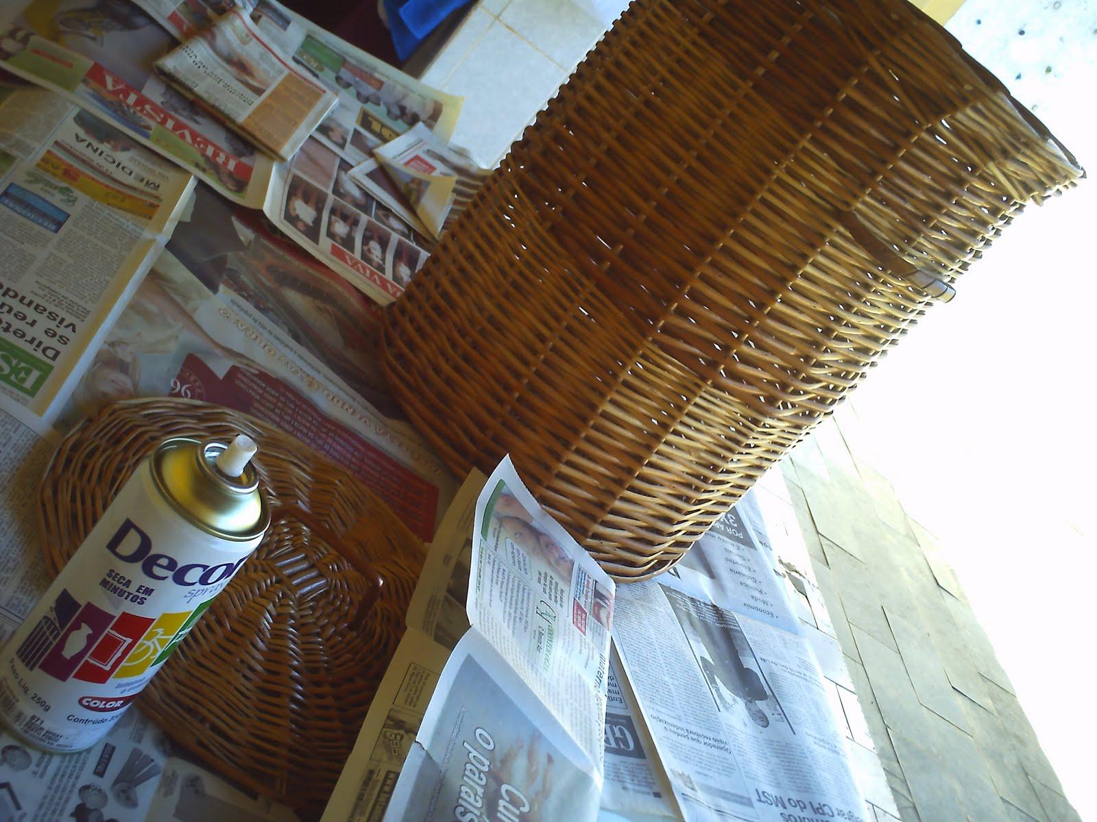 meu cesto de roupa suja que é de vime tenho ele faz uns 10 anos gosto