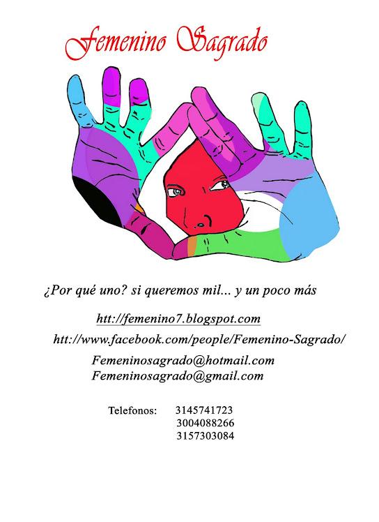 """""""FEMENINO SAGRADO"""""""