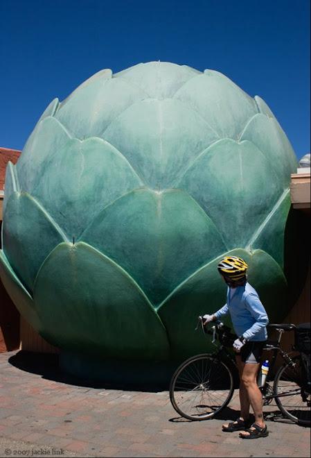 Visitaron a la alcachofa el último año...