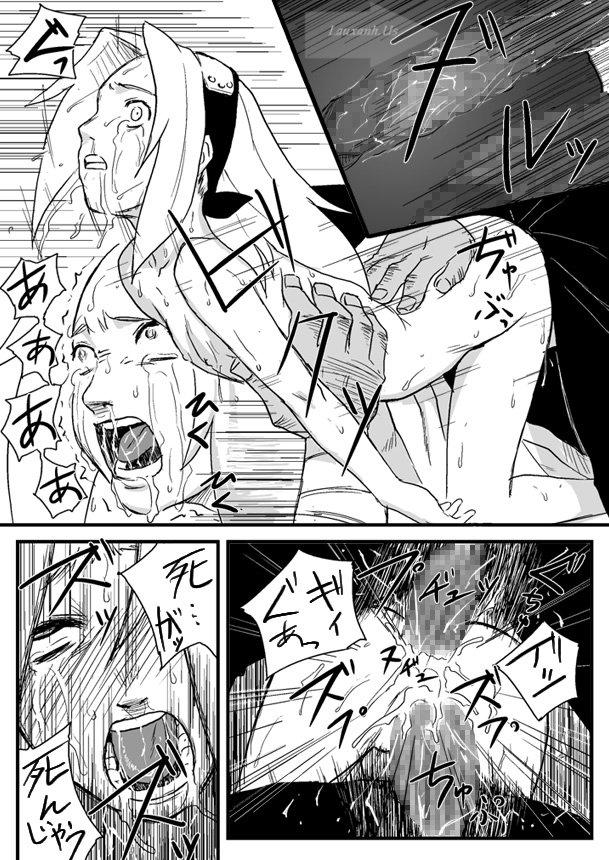 Naruto Hentai The Last Misson