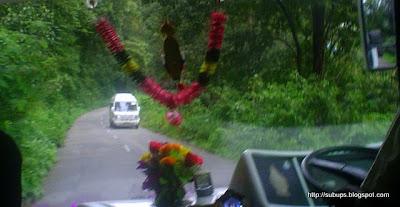 Sabarimala road