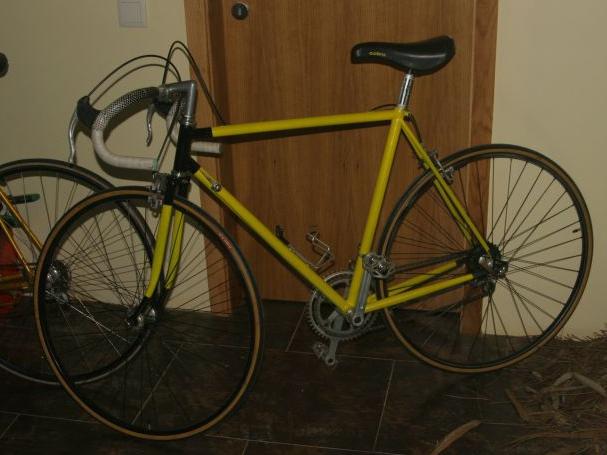 Restauro de bicicleta de estrada Poulleau Image006_a