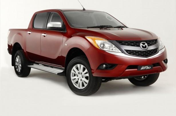การออกแบบ All New Mazda BT-50 นั้น