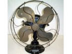 Antique Desk Fans