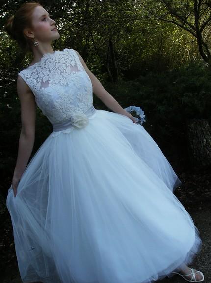 BRIDE CHIC: GARDEN INSPIRED