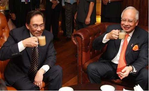 Najib & Anwar