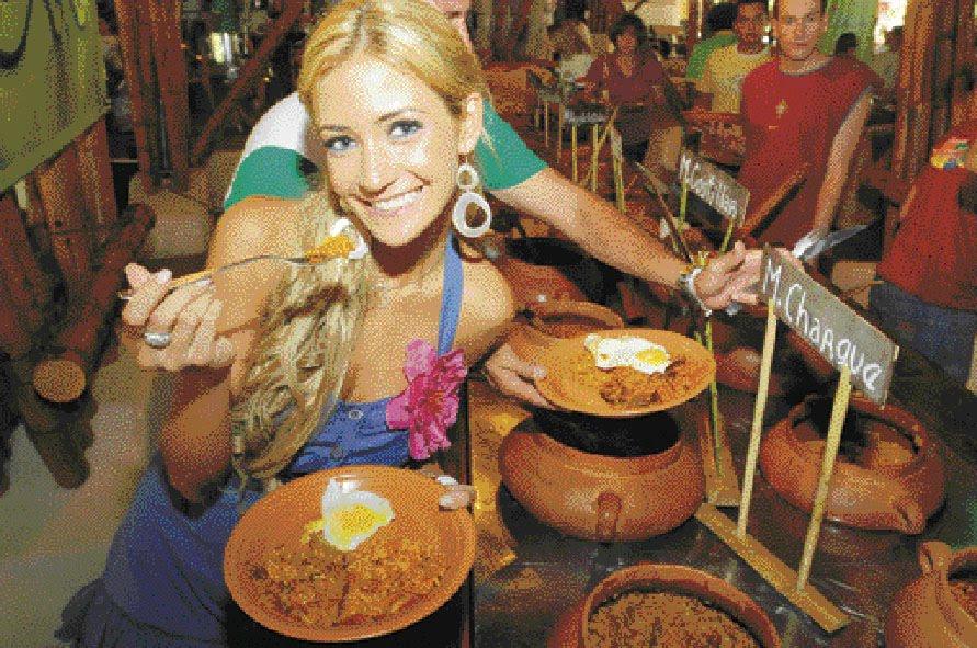 Cocina Boliviana Reportaje