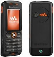 Teme Sony Ericsson W200