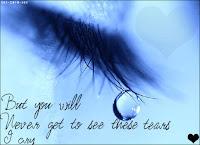 avatar triste lacrimi