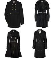 Paltoane pentru iarna 2010 - 2011