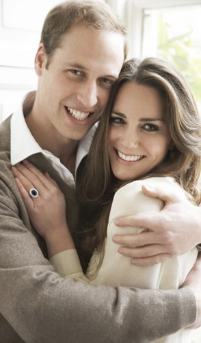 william and kate engagement photos official. william and kate engagement
