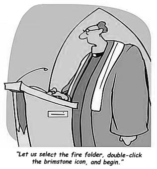 Folder sermon