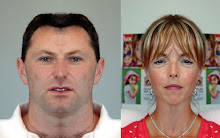 Kate & Gerry McCann:  Right Face Sides Combined