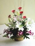 tak kenal ikebana teknik merangkai bunga dari jepang tak hanya bunga ...