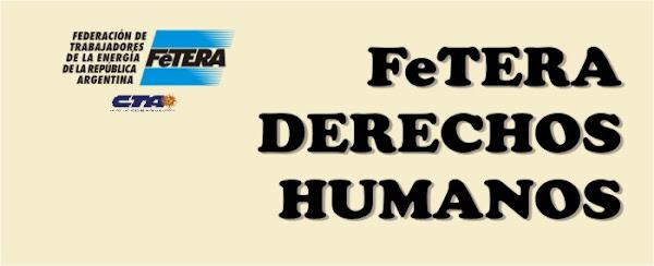 FeTERA DERECHOS HUMANOS