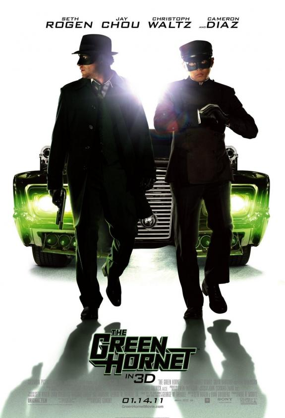 The Green Hornet (2011) TS ( MKV)