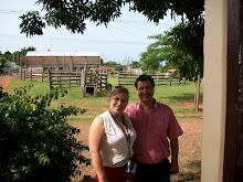 En Yaguarón -Paraguay