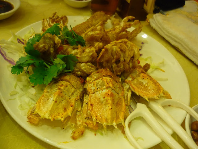 Sai Kung Seafood, Mantis Prawns