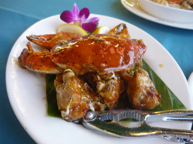 Lamma Island, Honey Pepper Crab