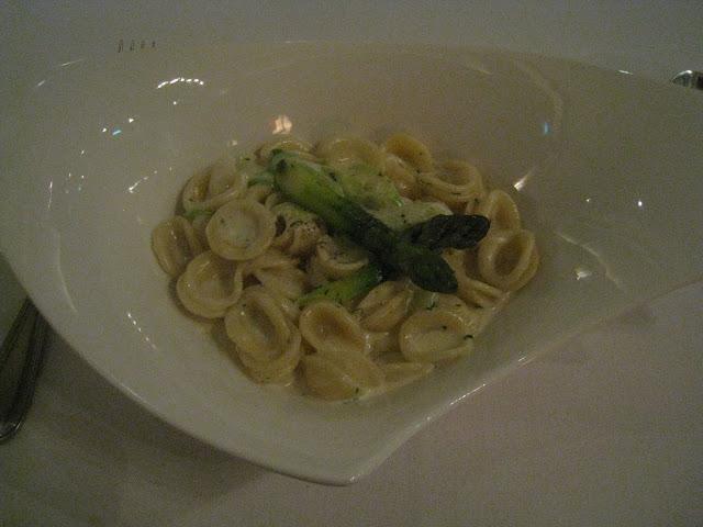 Garibaldi, Conchiglie, Gorgonzola Cheese