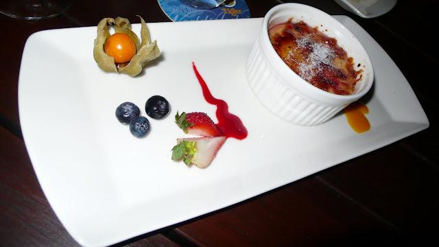 Creme Brulee, Dessert
