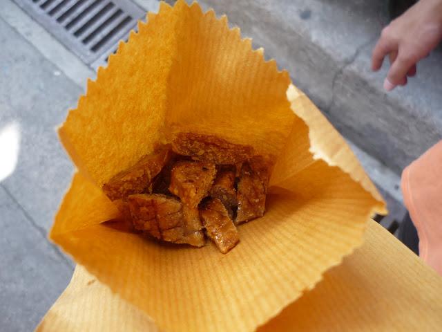 Tai O Village, Lantau Island, Dried Fish Roe