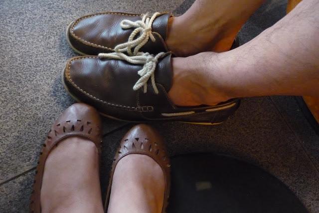 Shoes, Couple